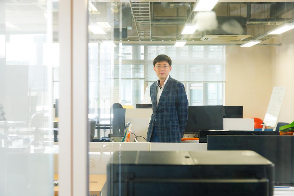 研究室探訪・矢谷浩司准教授