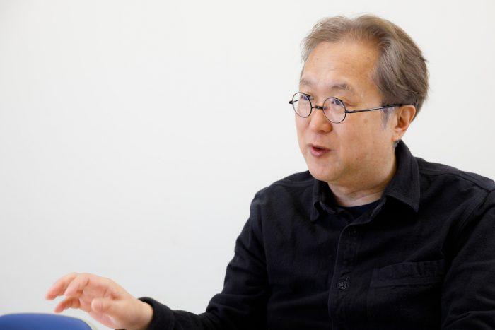 研究室探訪・岡ノ谷一夫教授