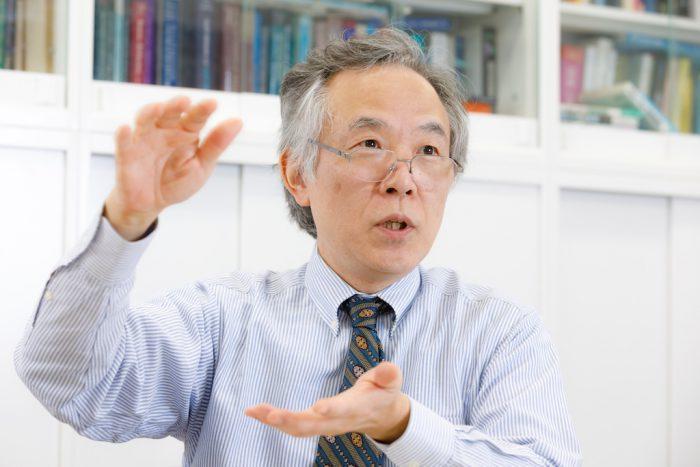 研究室探訪・橋本英樹教授