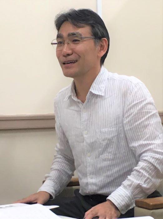 進学選択特集 青木准教授