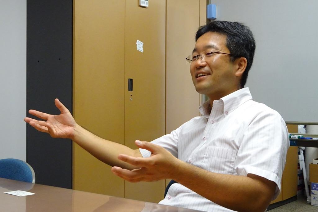 杉山 将教授