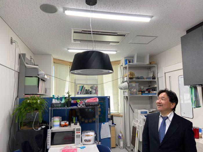 東京大学・濡木理教授 キッチン