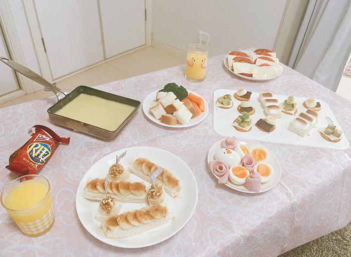 中島さん料理